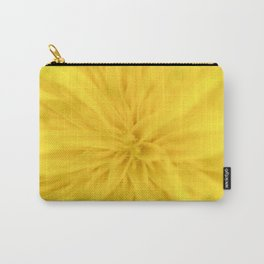 Sunny yellow spring Carry-All Pouch