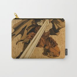 Warrior Guts from the Berserk anime Carry-All Pouch