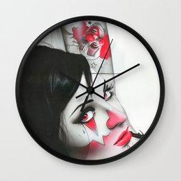 'Daze' Wall Clock