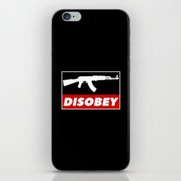 DISOBEY iPhone Skin