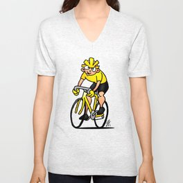 Cyclist - Cycling Unisex V-Neck