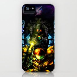 Metroid: 25 Years iPhone Case