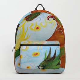 Fire Breathing Dragon Backpack