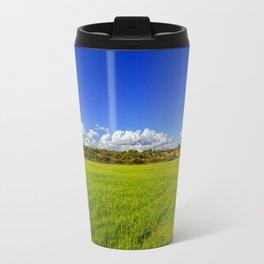 Rice Field II Travel Mug