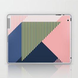 Color Blocking Minimal 1 Laptop & iPad Skin