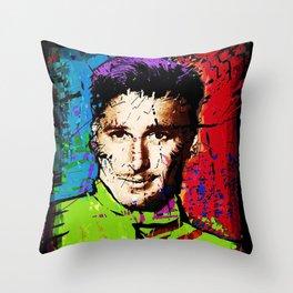 Errol Flynn. Errolesque. Throw Pillow