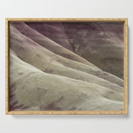 Hills as Canvas, No. 1 Serving Tray