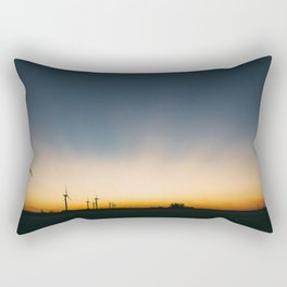 Ends of the Earth Rectangular Pillow