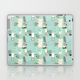 Retro Kitchen Laptop & iPad Skin