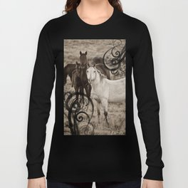 Cautious Long Sleeve T-shirt