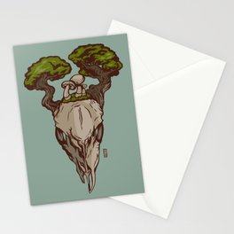 From Death Stationery Cards