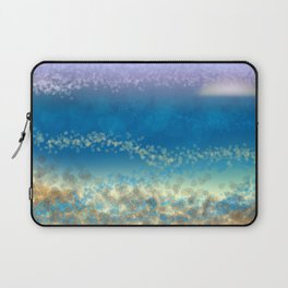 Abstract Seascape 03 wc Laptop Sleeve