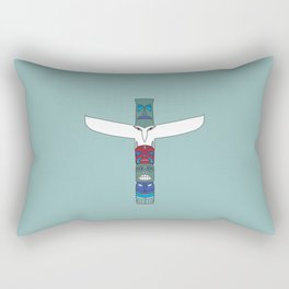 Totem Spirit Rectangular Pillow