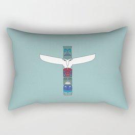 Totem Spirit Rectangular Pillow
