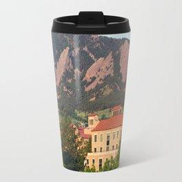 University of Colorado - Boulder Travel Mug