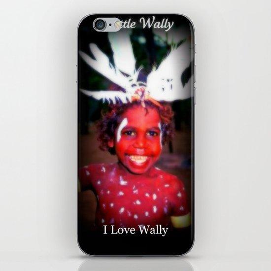 RIP Wally iPhone & iPod Skin