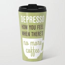 Coffee: Depresso Travel Mug