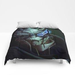 Mass Effect: Garrus Vakarian Comforters