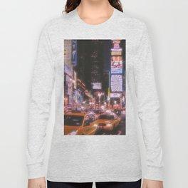 Times Square New York City Long Sleeve T-shirt