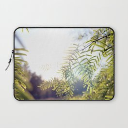 Leaves & Light Laptop Sleeve
