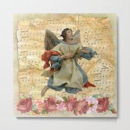 Angel 6. Metal Print