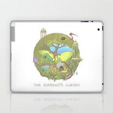 The Elephant's Garden - Version 1 Laptop & iPad Skin