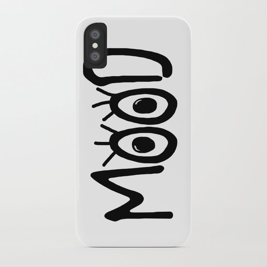 Mood #3 iPhone Case