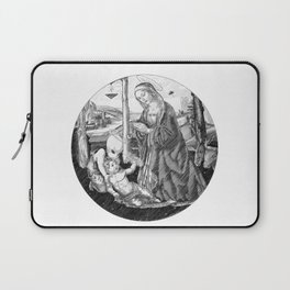 In Vitro Conception Laptop Sleeve