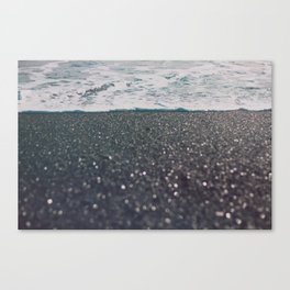 Vík, Iceland Canvas Print