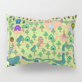 Animal Crossing (どうぶつの 森) Pillow Sham