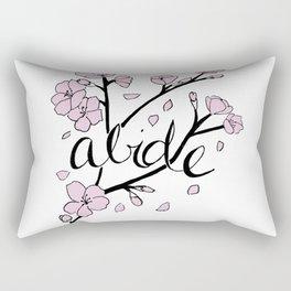 Abide Rectangular Pillow