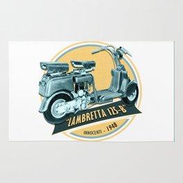 LAMBRETTA 125 B Rug
