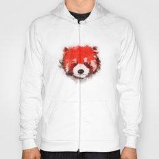 Red Panda (White) Hoody