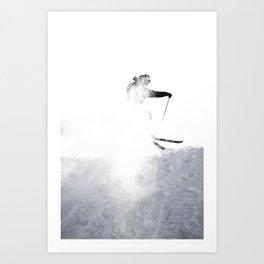 Oystein Braaten - innrunn switch'n Art Print