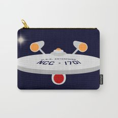 All I ask is a tall ship | Star Trek Carry-All Pouch