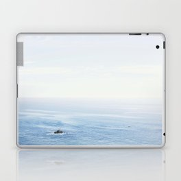 The Sea on a Sunny Day Laptop & iPad Skin