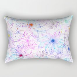 Flower carpet(64) Rectangular Pillow