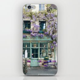 Au Vieux Paris iPhone Skin