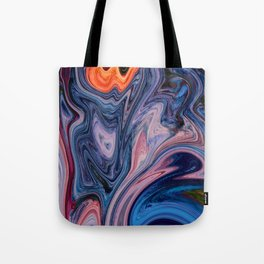 Strange Tote Bag