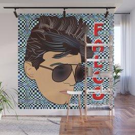 Pop Art Falco Wall Mural