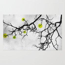 Wintertree Abstract Rug