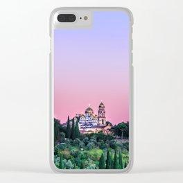 New Athos, Abkhazia Clear iPhone Case