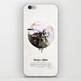 Norton Atlas iPhone Skin