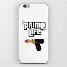 Primp Life iPhone & iPod Skin