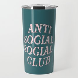 Anti Social Social Club Travel Mug
