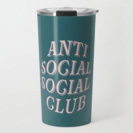 Anti Social Social Club Travel Mug