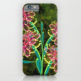 Flowers Blossom Artwork iPhone Case