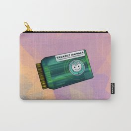 Green Chip Carry-All Pouch