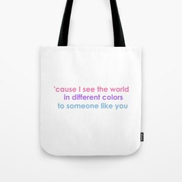 Settle Tote Bag