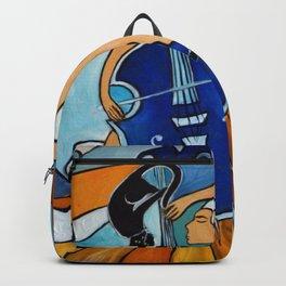 Sonata in Blue Backpack